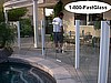 FRAMELESS FENCING